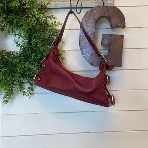 Red St Johns Bay Purse
